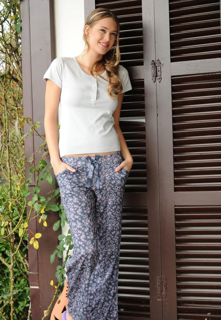 Maranda Bayan Yazlık Pijama Takımı